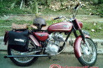 Modifikasi CB100 Jadul 5