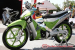 Modifikasi Extriem Motor Honda Supra X 125 -1