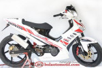Modifikasi Extriem Motor Honda Supra X 125-10