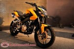 Bajaj Pulsar 200NS Yellow