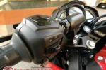 Bajaj Pulsar 200NS Red Handtail Left