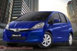 All New Honda Jazz 2013