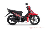 Yamaha Force Elegance Red Spirit 2013
