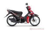 Yamaha Force Sporty Red Active 2013