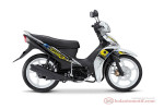Yamaha Force Sporty White Shadow 2013