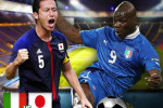 Italia vs Japan Piala Konfederasi 2013