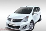 All New Nissan Grand Livina 2013