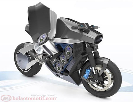 Nivach Electric Motorbike