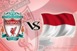 Indonesia XI vs Liverpool Tour 2013