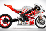 Daytona 675 modif DRIFT  - 1