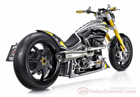 Benchmark Dragster 2013