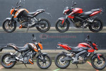 Perbandingan Duke 200 & Pulsar 200NS - 5