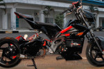 Mio Modif Street Fighter