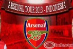 Tiket Arsenal vs Indonesia
