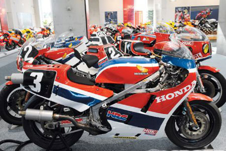 Honda Collection Hall Jepang