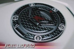 Fuel Lid Pad All New Honda CBR150R 2016 Facelift (Rp 120.000)